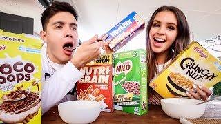 American Husband Ranks Australian Cereals!