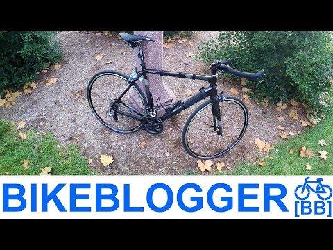 Worlds Only Shimano Di2 3 Speed Road Bike?! Commuter BikeBlogger