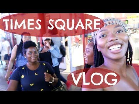 vlog| NEW HAIR, Girls Trip, Meet+Greet, Weed Van?