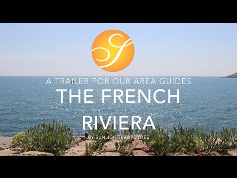 The Stunning FRENCH RIVIERA: Nice, Cannes, Monaco, Menton, Antibes, and more of the South of France