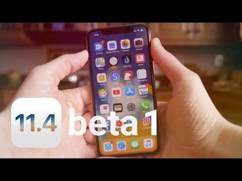 iOS 11.4 Beta 1: What's New?