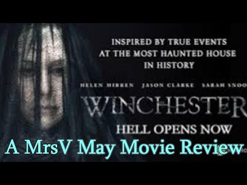 Movie Review WINCHESTER!