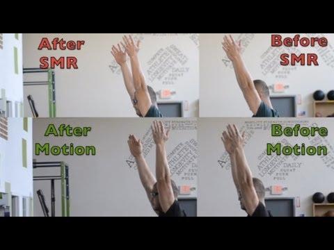 Testing SMR vs Motion Only