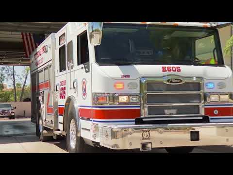 Fire Station 605: Investing in Our Scottsdale Project Update