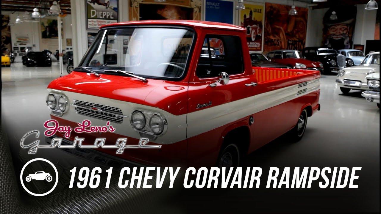 America's Most Radical Pickup Truck - Jay Leno's Garage