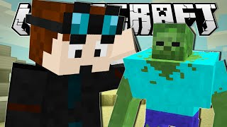 Minecraft | MINI MUTANT ZOMBIE!! | Custom Command
