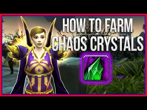 CHAOS CRYSTAL FARMING | 20-60 per hour