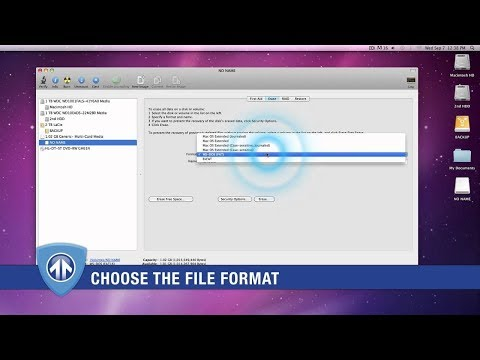 How to Format SD Card on Mac Tutorial 2018  | Giggstar