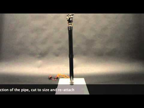 Talking puppet stand, transform any puppet to Animatronic!