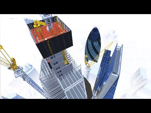 Building a Skyscraper with 4D VR | The B1M