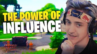Ninja Discusses The Power of an Influencer Ft. Dr Lupo & Dakotaz