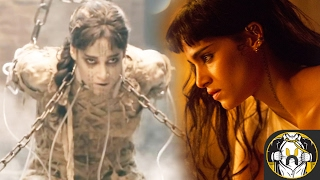 Who is Queen Ahmanet in The Mummy 2017?