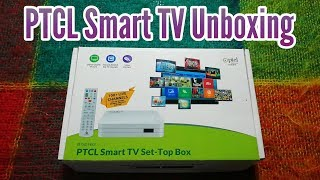 PTCL Smart TV Unboxing