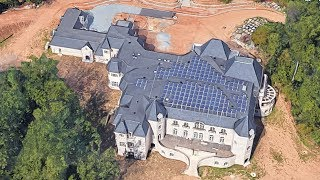 This Is What Boosie Badazz Mansion Looks Like So Far