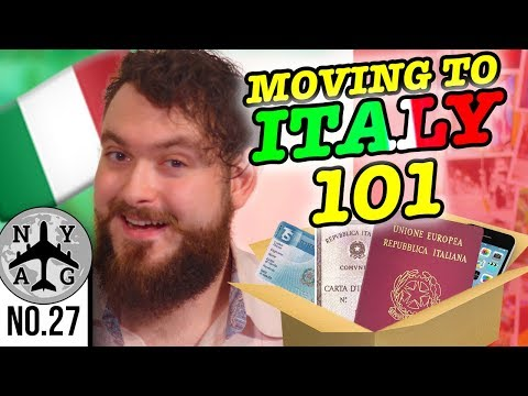 Italian Citizenship Jure Sanguinis: How to Move to Italy and Navigate the Italian System 101