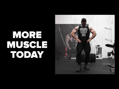 3 Tips to Build More Muscle TODAY