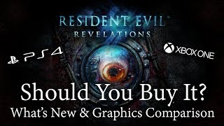 Resident Evil Revelations Remastered | Graphics Comparison & Game Differences | Should You Buy It?