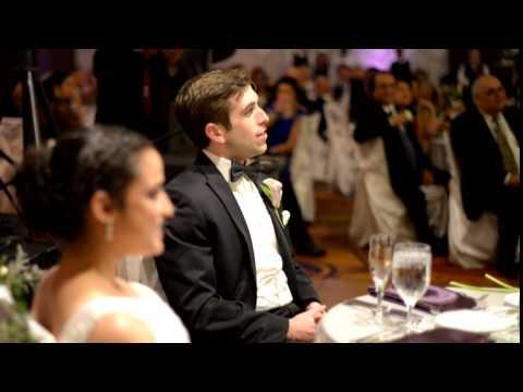 Nicole & Nate John Paul Studios Westin Hotel Cleveland Wedding Videographer