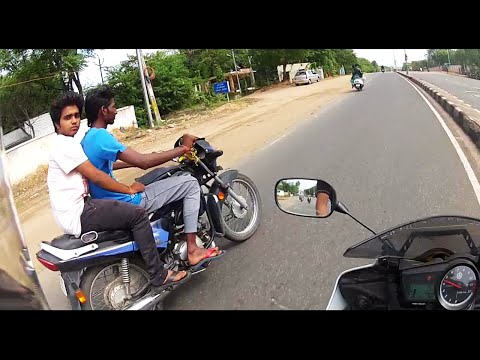 How to Win a Street Race in India? - Motorcycles