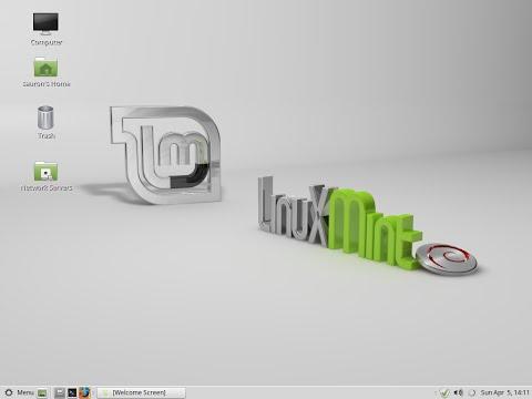 """Linux Mint Debian 201503 """"Betsy"""" 64bit. MATE Desktop."""