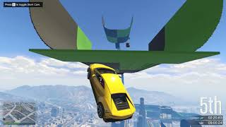 GTA 5 Online - Trúng số Vietlott 17 tỷ, Đại gia Game Offline mua siêu xe Lamborghini =))