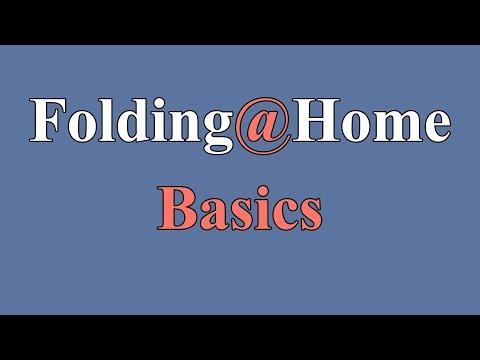 Setting Up Folding@Home: Basics