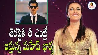 తెరపైకి రీ ఎంట్రీ ఇస్తున్న మహేష్ భార్య | Mahesh Wife Namrata Shirodkar Re Entry | Vanitha TV