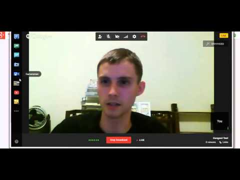 How to Use Google Hangouts to Record Video and Interviews