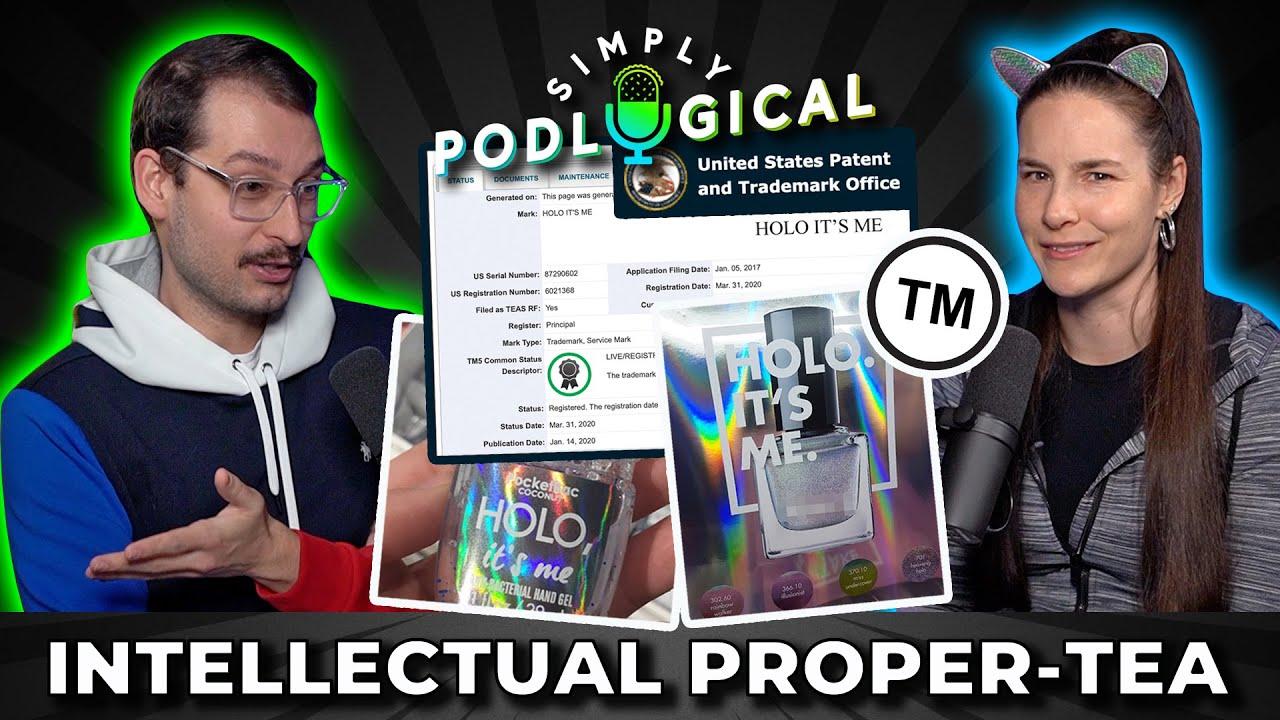 Copyright & Trademark Infringement  - SimplyPodLogical #38