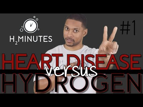 Heart Disease vs Molecular Hydrogen - Ep. 25 - Top 10 CoD