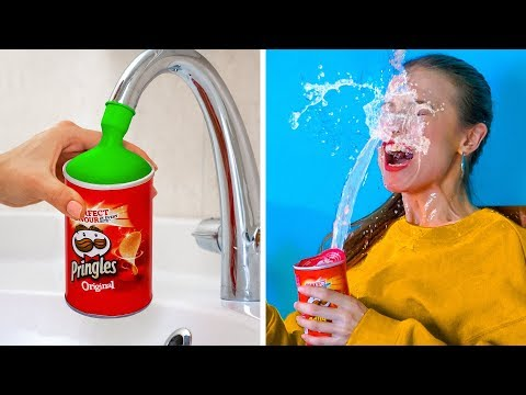 Xxx Mp4 TOP SIBLING PRANKS Trick Your Sisters And Brothers Funny DIY Pranks By 123 GO 3gp Sex