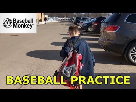 Kids BaseBall Unboxing of Bat, Glove & Bat from Baseball Monkey for Travel Baseball Practice