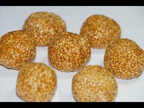 how to make sesame seeds Balls ( Nuvlaladdu ) Recipe | Nuvvula Laddu in Telugu | Deepika Recipes
