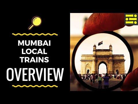 Mumbai Local Trains Overview in Hindi    Icepeak Travel