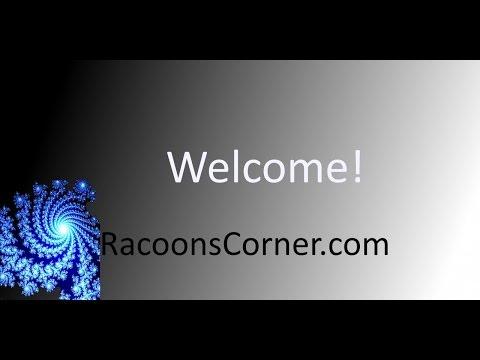 Welcome to RacoonsCorner