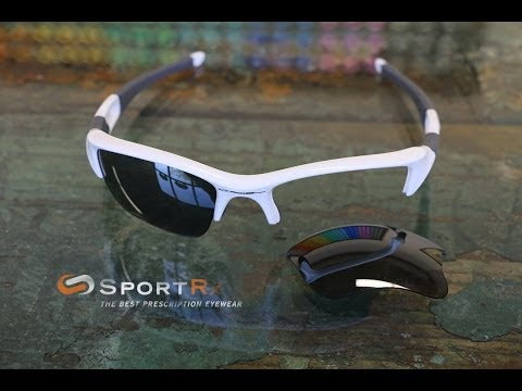 How To: Change Your Oakley Flak Jacket Lenses | SportRx