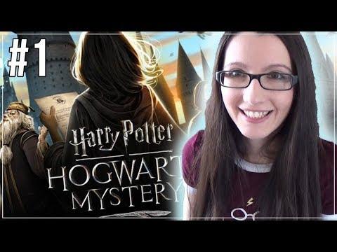 I Got My Hogwarts Acceptance Letter | Harry Potter Hogwarts Mystery #1