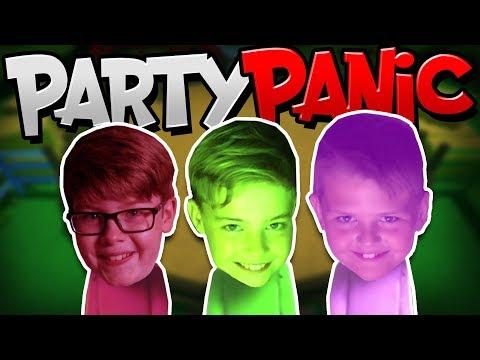 PARTY PANIC! w/ FRIENDS