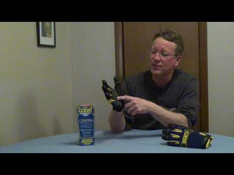 Estwing Contractor's Choice Work Glove