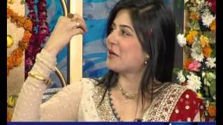 Subah Saverey Samaa Kay Saath-  Sanam Baloch ki Shaadi Sanam kay apnay show mein- Oct 24, 2013