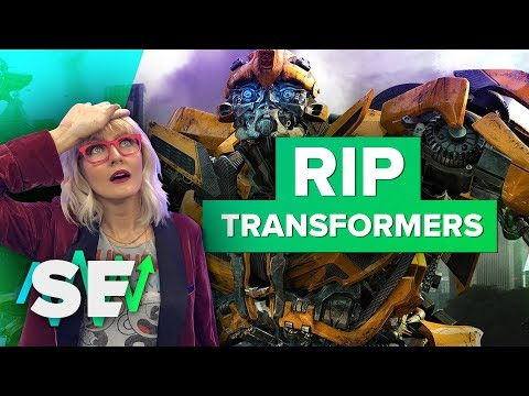 Transformers 7 is dead, Amazon may save The Expanse and PS4's end of life | Stream Economy #5