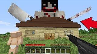 НУБЫ и ПРО ЗАЩИЩАЮТ СВОЙ ДОМ МАЙНКРАФТА ОТ ДЖЕФФА УБИЦЫ! СМОГУТ ОНИ ЗАЩИТИТЬ МИР Minecraft