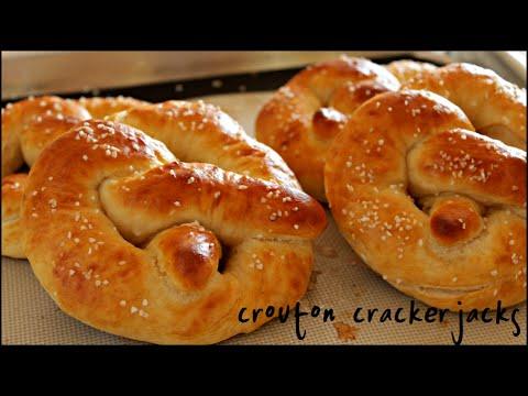 Homemade Soft Pretzels!! How to Make Pretzels Recipe