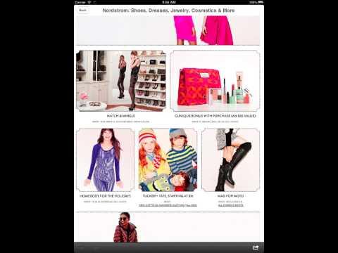 Bloglovin iPad demo