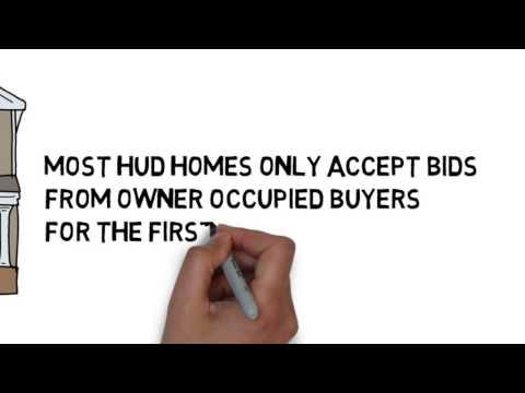Sacramento HUD homes - Who can buy a HUD home?