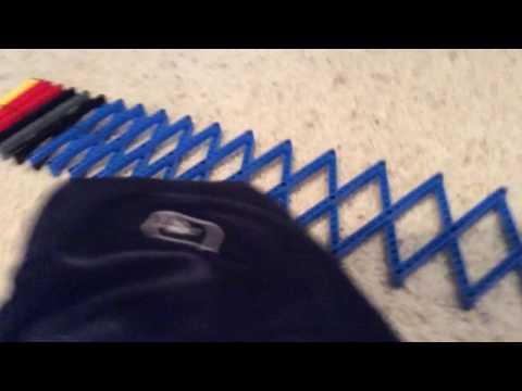 Lego scissor extender