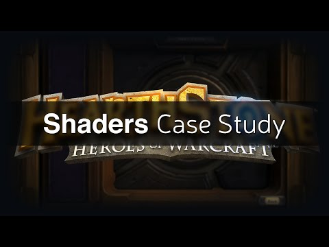 Shaders Case Study - Hearthstone: Golden Cards