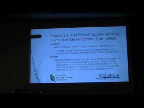 Teacher Training Curriculum Development Committee Report at the Educational Congress