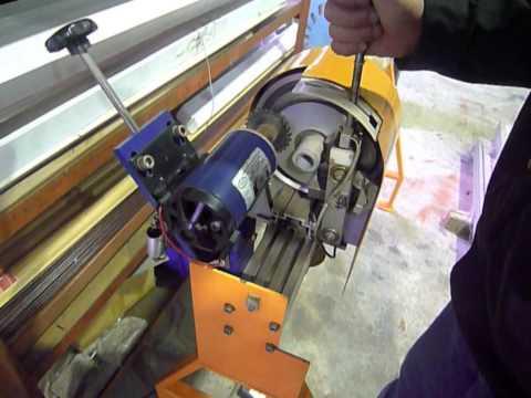 roller blind cut down test