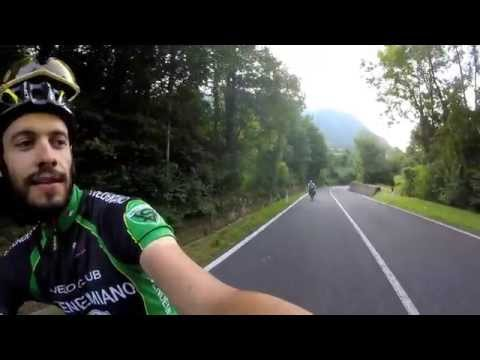 cycling & camping trip in Italy-Austria